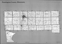 Index Map, Pennington County 1991 Published by Farm and Home Publishers, LTD